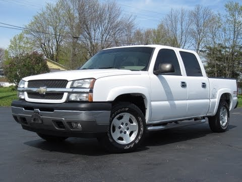 2005 Chevy 1500 LT Z71 4X4 LOADED! HEATED LEATHER. BOSE. CREW CAB SHORT BED SOLD!!!
