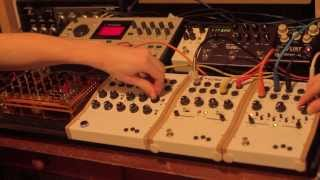 KOMA Elektronik RH301 - With Anushri, Machinedrum & Strymon pedals