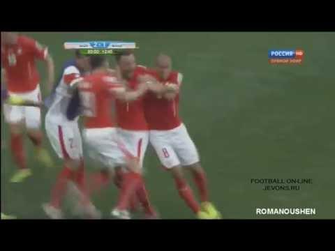 Haris Seferovic amazing Goal (Not Vine) Switzerland vs Ecuador 2-1 FIFA WORLD CUP BRAZIL