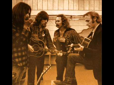 Crosby, Stills, Nash & Young - Girl to be on my Mind