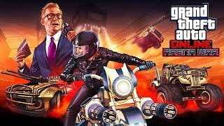 "GTA 5 New Update - GTA 5 ""Arena War"" DLC Spending Spree!! (GTA 5 Spending Spree)"