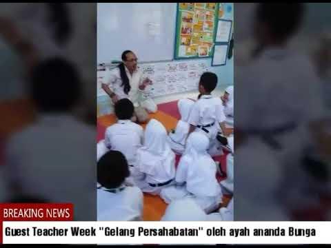 Guest Teacher SD Islam Al Azhar 46 GDC Grade 2