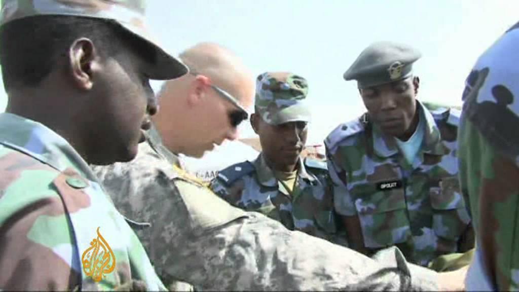 Us Troops Aid Uganda In Hunt For Lras Joseph Kony Youtube