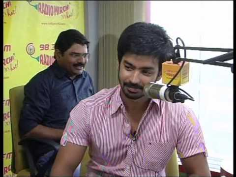 (Telegu) Back Bench Student Team in the Mirchi Hyderabad Studios