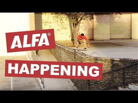 Alfa Skate | Happening Promo Vídeo