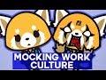 Aggretsuko How To Mock Work Culture