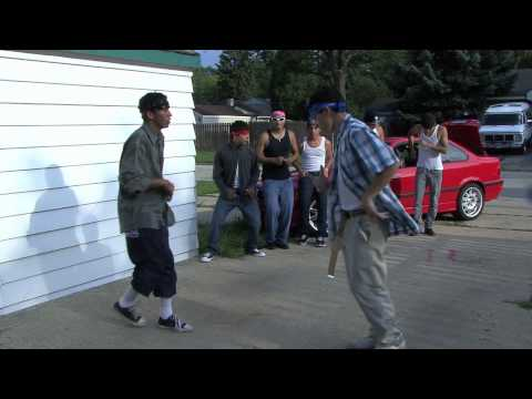 Cholos Bailando Cumbia -Parody of the Parody-