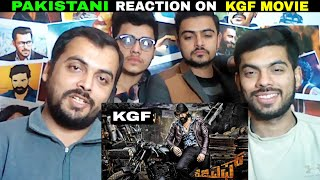 KGF Movie Review by Pakistani !!!