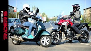 Best Commuter Motorcycles of 2019 | G310GS vs. MT-07 vs. CB500X vs. others