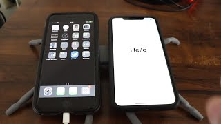 How To Transfer Everything From Old iPhone To New iPhone