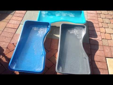 Fiberglass Pools Freezes in Winter - What happens when your pool freezes?