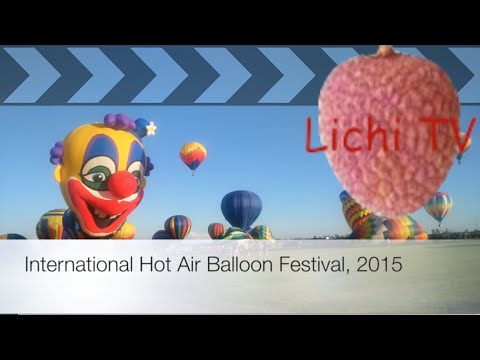 What to Do in Montreal - International Hot Air Balloon Festival 2015
