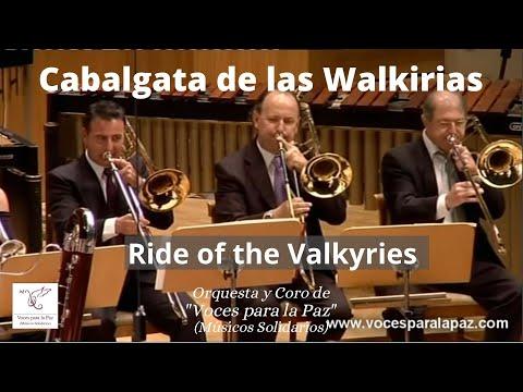 Cabalgata de las Walkirias. R. Wagner. (Apocalypse Now)