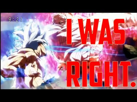 OMFG Dragon Ball Super Episode 130 REVIEW | MY THEORY WAS RIGHT