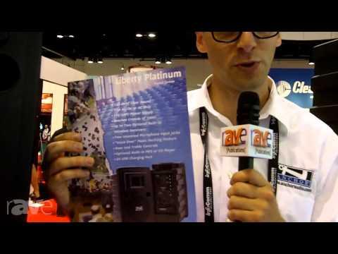 InfoComm 2013: Anchor Audio Details the Liberty Platinum Sound System