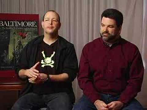 Mike Mignola and Christopher Golden Interview