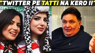 Pakistan Fans CRUSH Rishi Kapoor Over Pakistan Vs India Match Tweet