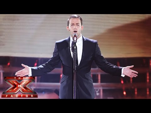 Jay James sings Adele's Skyfall | Live Week 3 | The X Factor UK 2014