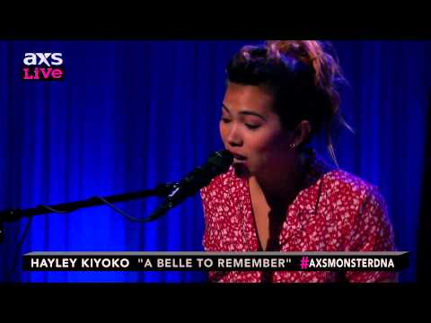 Hayley Kiyoko - A Belle to Remember (Live @ AXS, 2013)