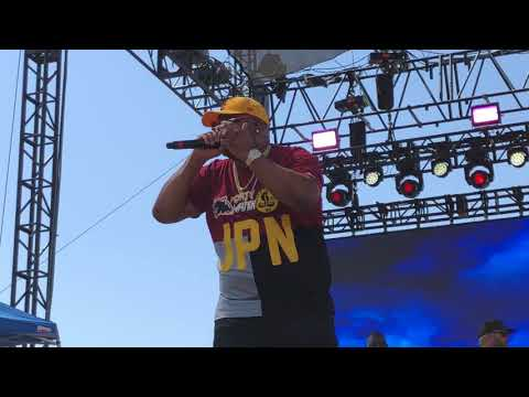 E-40 - Tell Me When To Go (Live @ Summertime In The LBC)