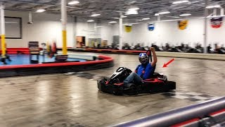 Electric Go Carts are FAST!