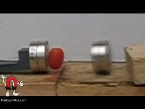 Big Neodymium Magnets Destroying Stuff!!!