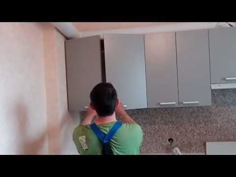 Кухня под стиральную машину