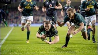 Irish Rugby TV: Ireland v South Africa Highlights