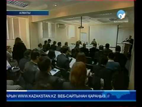 KEC MD's Visit to Kazakhstan Coverage on National News(in Kazakh language)