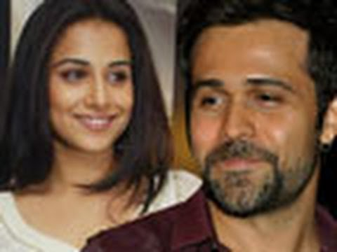 Emraan Hashmi gets DIRTY with Vidya Balan