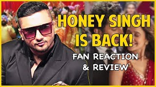 Yo Yo Honey Singh Dil Chori Full Audio Song Fan Reaction Honey Singh New Song