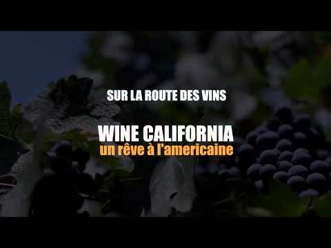 Sur la route des vins / On the wine road / USA