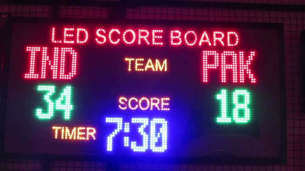 led scoreboards technocratz.in