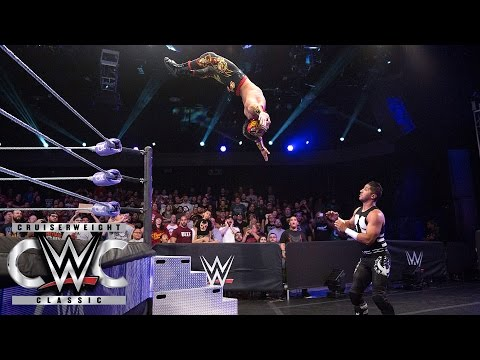 Lince Dorado vs. Mustafa Ali - First Round Match: Cruiserweight Classic, July 20, 2016