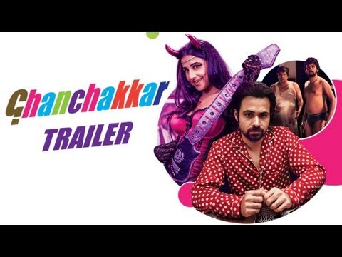 Ghanchakkar Official Trailer | Emraan Hashmi | Vidya Balan video
