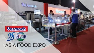 Vesmach at AFEX 2019