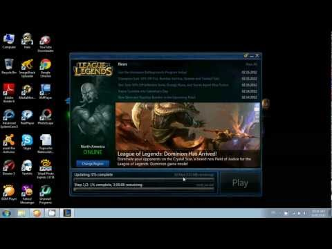 League of legends download Patch fast HELP! 10. Последняя.