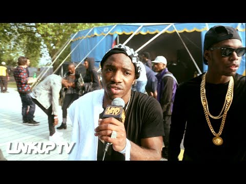 Krept & Konan Live At Wireless Festival 2014 #YoungKingz | Link Up TV