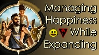 Civ 5 Managing Happiness While Expanding