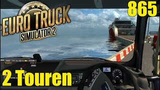 ETS2 | #865 | 2 Touren | Euro Truck Simulator 2 Promods Gameplay