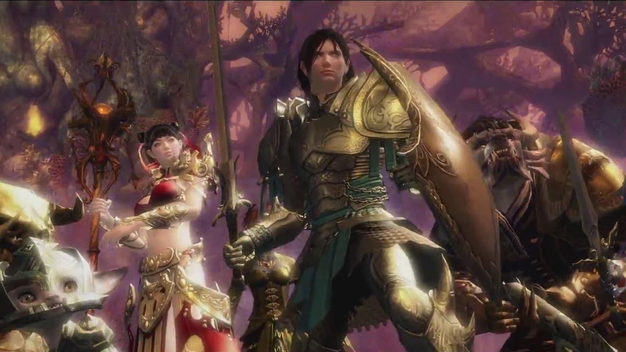 Free Guild Wars 2 Trailer
