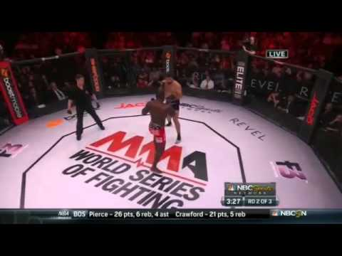 WSOF 2 Andrei Arlovski vs Anthony Johnson Image 1