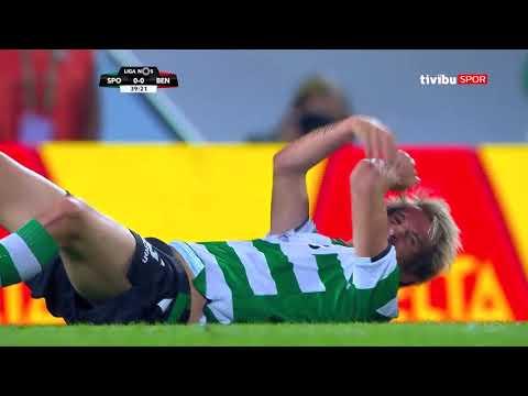 Portekiz Ligi 33. Hafta | Sporting CP 0-0 Benfica Maç Özeti