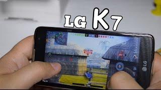 LG K7 X210DS Обзор недорогого смартфона