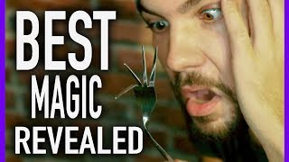 LEARN TOP 5 BEST DIY MAGIC TRICKS (ever)