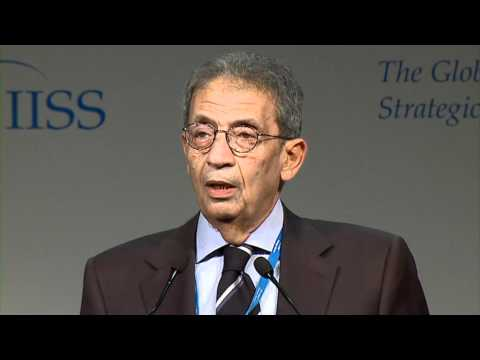 IISS Global Strategic Review Keynote Address: Amr Moussa