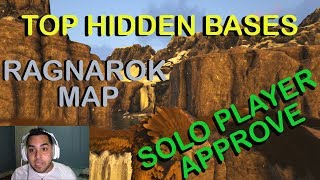 MY TOP HIDDEN BASE LOCATIONS FOR SOLO PVP
