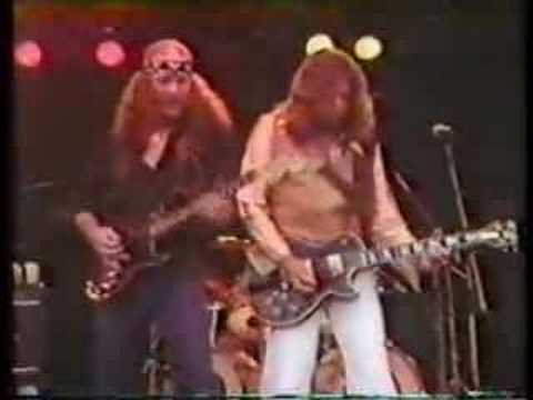 the Outlaws - Waterhole (1981) Video