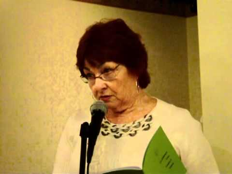 "Nancy Morgan Boucher reads ""Daughter of your Dream"""