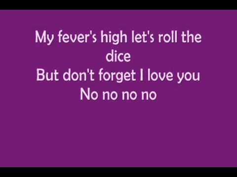 Geri Halliwell - Desire (Lyrics)